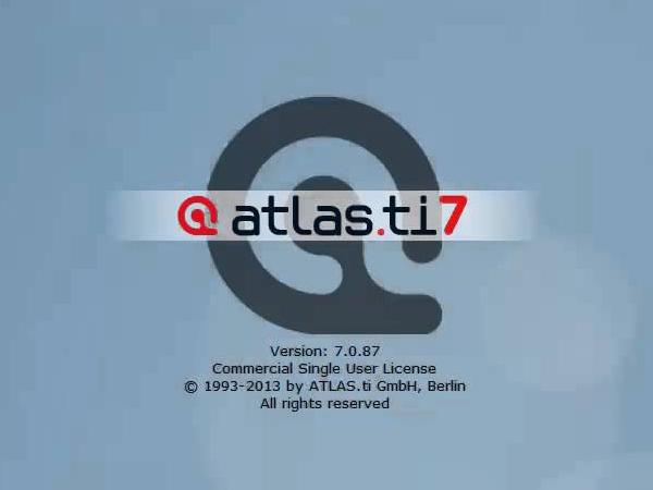 نرم افزار atlas ti