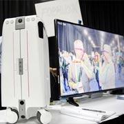 چمدان با فناوری شناسایی صورت