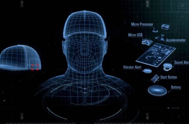 کلاه ضدخواب رانندگان کامیون ساخته شد