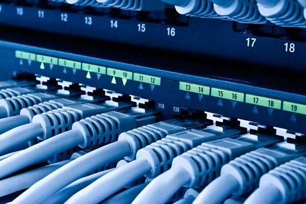ظرفیت اینترنت داخلی